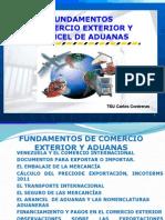 Curso Fundamentos de Comercio Exterior 2013