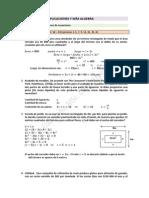 Capítulo 1 Aplicaciones y Más Algebra