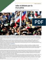 Chile vuelve a encender el debate por la marihuana en América Latina _ Marihuana, América Latina - América