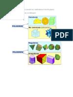 tipos poliedros