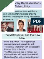Alternative male representations