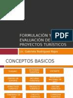 INTRODUCCION A LA FORMULACION DE PROYECTOS TURISTICOS