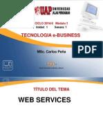 Semana 1 Web Services