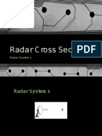 Radio Cross Section
