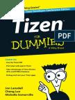 Tizen for Dummies