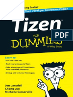 Tizen for Dummies