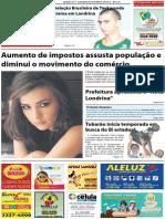 Jornal União - Edição da 1ª Quinzena de Fevereiro de 2015