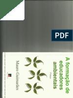 A Formação de Educadores Ambientais - Mauro Guimarães