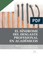 PE 048 El Sindrome Del Desgaste Profesional en Academicos - Ramirez y Padilla