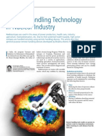 Remote Handling Technology in Nuclear Industry