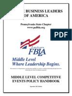 12 13 Middle Level Handbook
