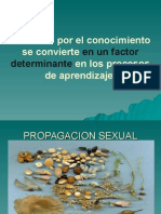 6- Clase a1, Propagacion Sexual