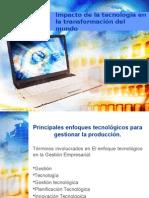 Impacto Tecnología - Buenas Prácticas