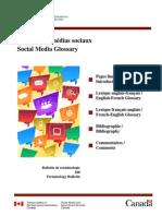 Lexique Des Medias Sociaux - Bulletin de terminologie