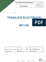 Mp-105 Procedimiento de Trabajos Electricos