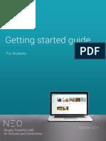 Plataforma EDU Guia estudiantes