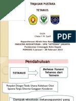 Print Ppt Tetanus