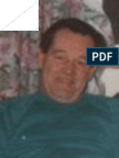 Ron Peters - Eulogy and Obituary