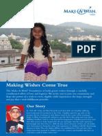 Corporate Partnership Brochure