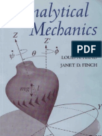 Analytical Mechanics - Hand, Finch
