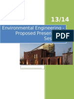 Environmentalvironmental Engineering Course Engineering Course
