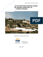 Science Update for the South Peace Northern Caribou_ 13January2014-2