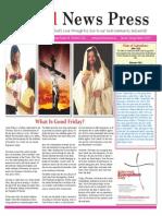 Good News Press Spring Special 2014