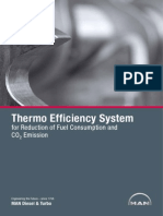 Thermo Efficiency System