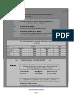 Deutsche Grammatik - Esquema  1