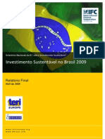 Sustainable Investment in Brazil 2009 (Portuguese)