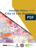 Health Atlas for the City of Los Angeles