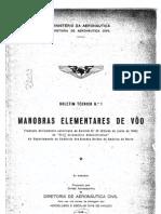 Manobras Elementares de Voo Dac 1946 (1)