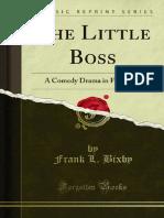 The Little Boss