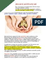 As Familias e as Finanças