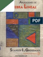 Aplicaciones de Algebra Lineal - Stanley I. Grossman