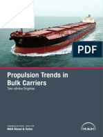Propulsion Trends in Bulk Carriers