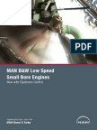Man b Amp w Low Speed Small Bore Engines