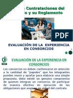 Exposición Consorcios -OBRAS 2013- Trujillo