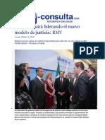 12-02-2015 E-Consulta,Com - Puebla Seguirá Liderando El Nuevo Modelo de Justicia; RMV