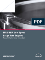 Man b Amp w Low Speed Large Bore Engines