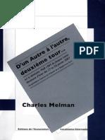 [Charles Melman] D'Un Autre à l'Autre, Séminaire(BookFi.org)