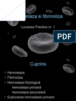 Hemostaza lp1