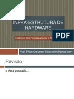 Aula 02 - Historico Dos Processadores e Arquiteturas