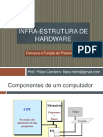 Aula 8 - Estrutura e Funcao Do Processador