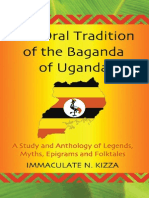McFarland Publishers the Oral Tradition of the Baganda of Uganda a Study and Anthology 2010