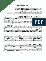 Bach J.S. WTC I (19-24)