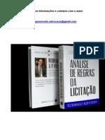 Como Contratar Com a Administração Pùblica - Análise Das Regras Da Licitação-eBook (2)