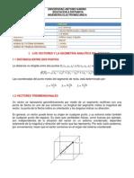 Multivariable - Los Vectores y La Geometría en El Espacio