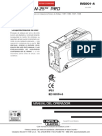 Manual Ln 25pro