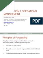 Session 10 Forecasting